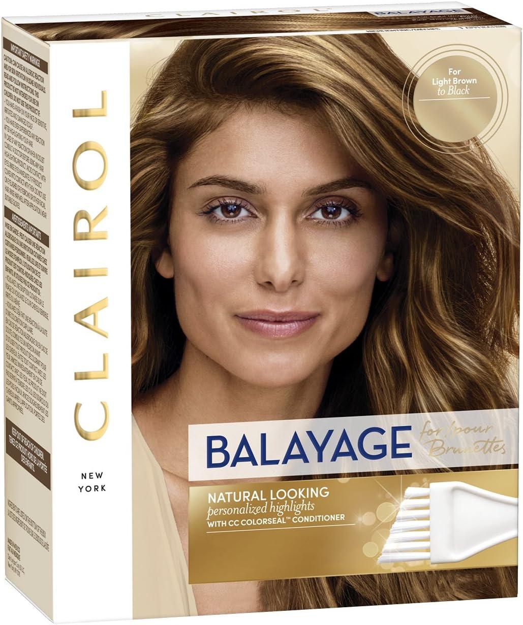 Clairol 0070018117823 Clairol Nice n Easy Balayage, Balayage para Morenas, 1 Kit, morenas, 1 uds. por paquete, 1[set de ]