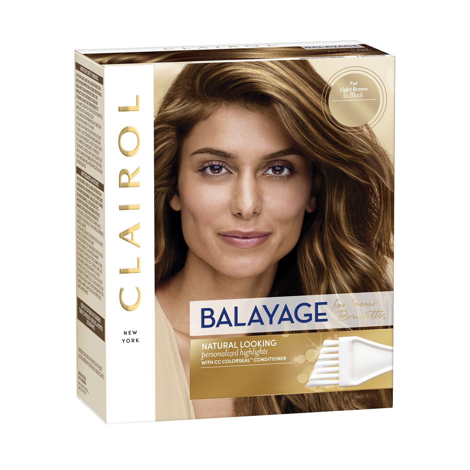 Clairol - Balayage for Blondes Highlighting Kit Coty 0070018117854
