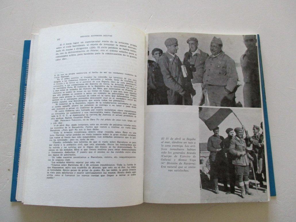Llegada al mar, la Monografžas de la Guerra de España: Amazon.es: José Manuel Martínez Bande: Libros