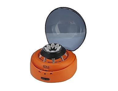 sunlab D de 8550 Mini de Centrifugadora, incluye accesorios