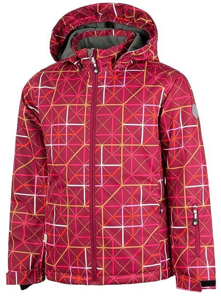 Color Kids - Abrigo para la nieve - Traje de esquiar - para niña multicolor 116 cm: Amazon.es: Ropa y accesorios