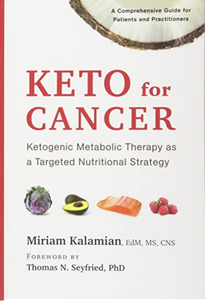 ketogenic diet for cancer radiation oncologist author