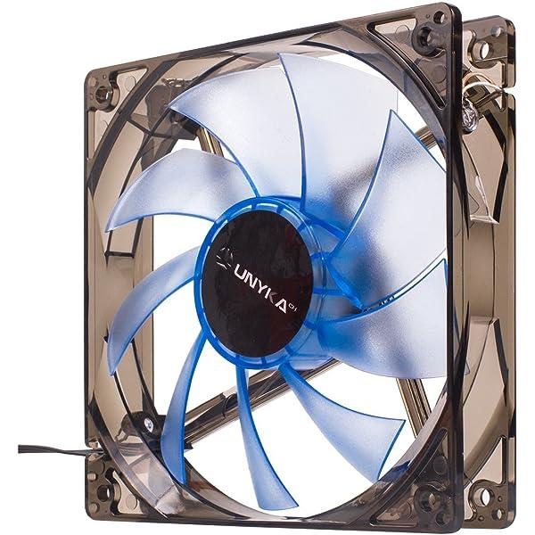 AAB Cooling Filtro/Rejilla de Ventilador de Aluminio, Tapa del ...