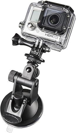 Mantona Saugnapf Halterung Mini Kamera