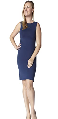 Luxxe® Slimming Apparel Women's Slimming Shift Dress
