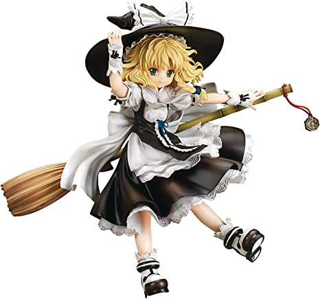 Amazon | 東方Project 霧雨魔理沙 東方香霖堂版 完成品フィギュア ...