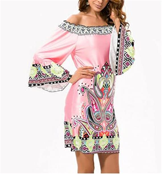 Robin Santiago Summer Dress Print Beach Vintage Sexy Female Vestidos De Festa Casual Women Robe Party