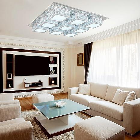 huajing® Fácil y graziöse LED 9 unidades de cristal de ...