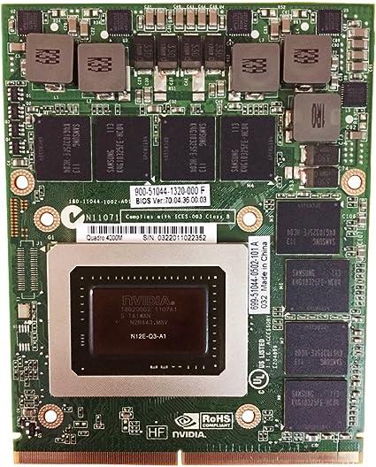 Amazon Dell Precision M6700 M6600 M6800 モバイルワークステーションノートパソコン Nvidia Quadro 4000m グラフィックスビデオカード アップグレード 2gb Ddr5 Mxm 3 0b Vgaボード交換用 Valley Of The Sun グラフィックボード 通販