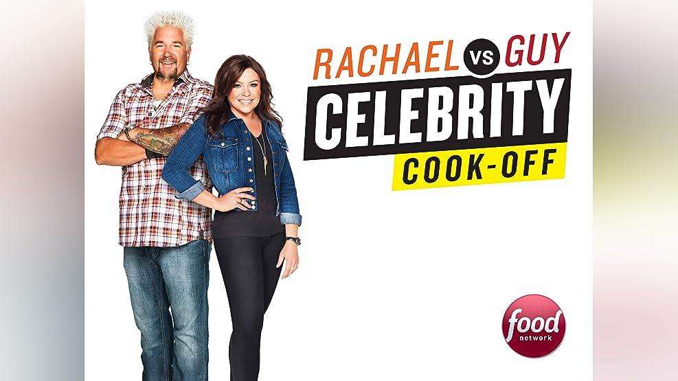 Rachael vs. Guy: Celebrity Cook-Off - Season 3