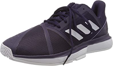Descuido Miniatura Rancio  Amazon.com | adidas CourtJam Bounce Womens Ladies Tennis Court Trainer Shoe  | Road Running