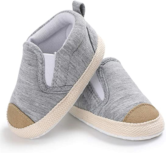 2 Colors Baby Shoes Girl/'s Soft Sole Sneaker Crib Shoes Size For 0-18month