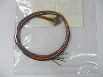 RECEPTACLE WIRE LEADS ITT CANNON MDM-51SH003B MICRO-D CONNECTOR 51POS