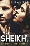 The Sheikh's Quintuplet Baby Surprise (The Sheikh's Baby Surprise Book 5)