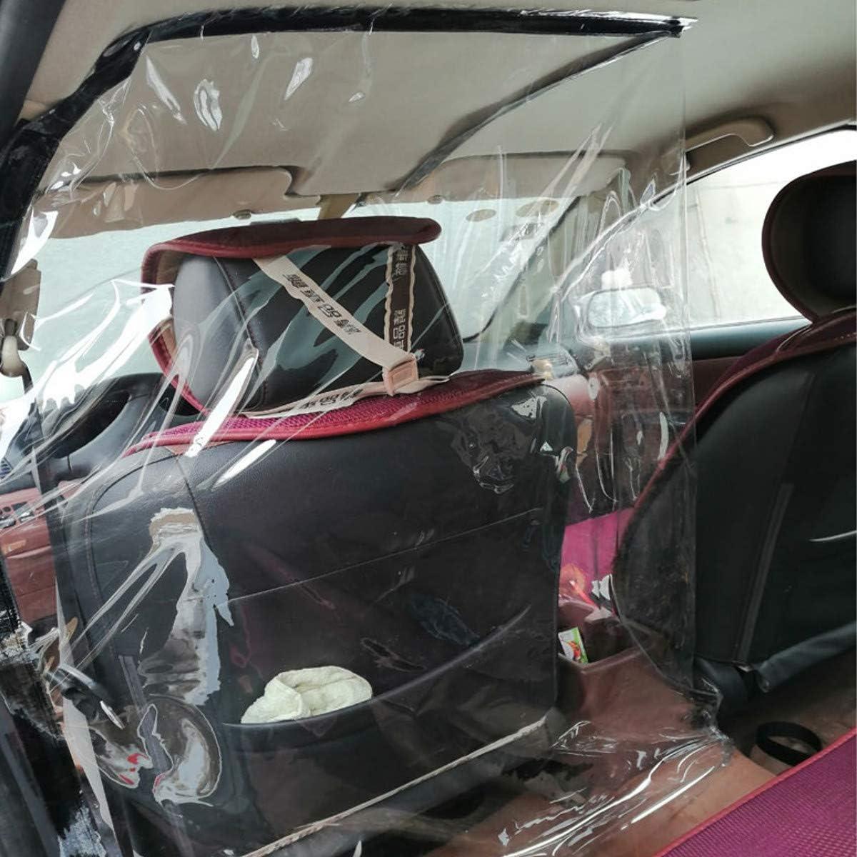 SGODDE - Película protectora para coche con aislamiento de taxi ...