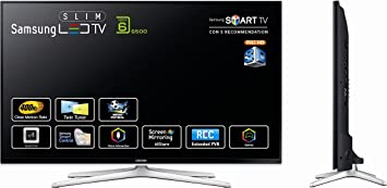Samsung UE48H6500SL - Tv Led 48 Ue48H6500 Full Hd 3D, 4 Hdmi, Wi-Fi Y Smart Tv: SAMSUNG: Amazon.es: Electrónica
