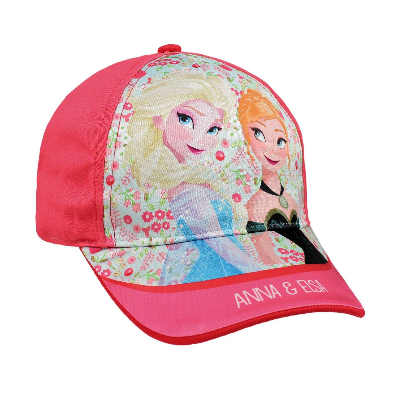 Frozen 2200000253 - Gorra Basic para niños, color rosa, talla única Cerdá
