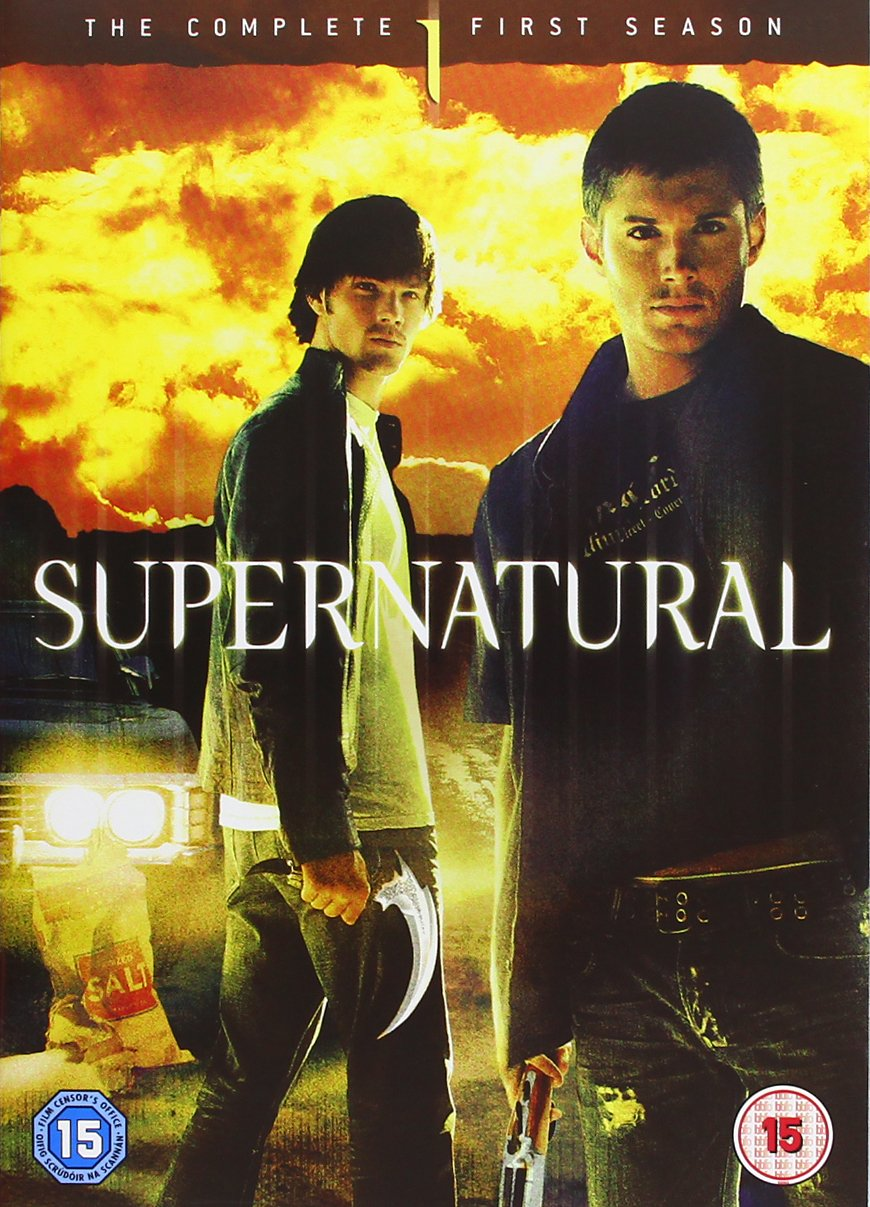 Supernatural-Series 1-7-Comple [Reino Unido] [DVD]: Amazon.es ...