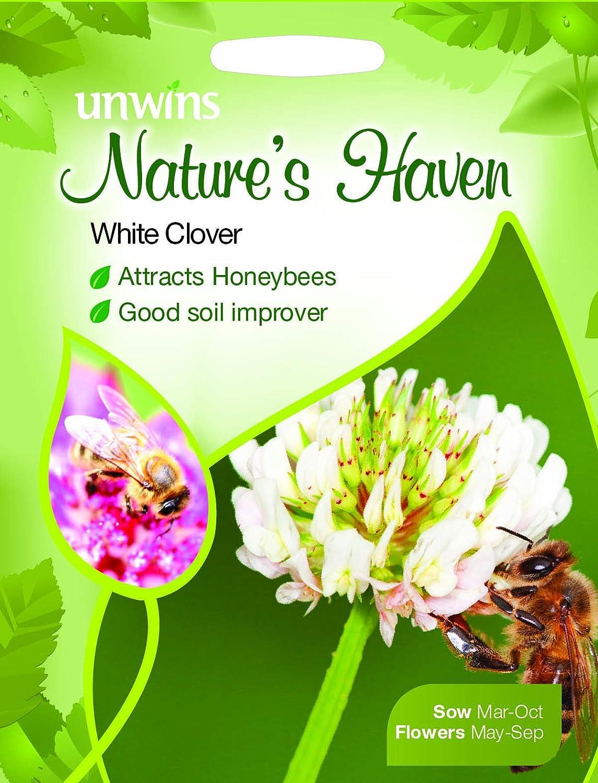 Unwins NH White Clover Seeds