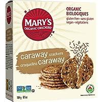 Mary's Gourmet Crackers Organic Caraway Crackers, 184gm