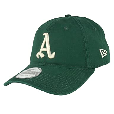 2badabaa New Era 9TWENTY Oakland Athletics Cap - O/S at Amazon Men's Clothing ...