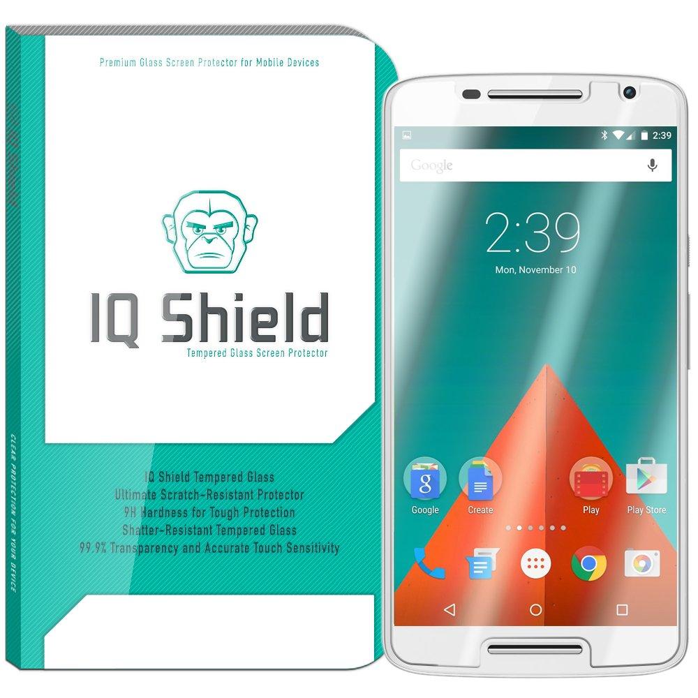 Amazon.com: Motorola Droid MAXX 2 Screen Protector, IQ Shield ...