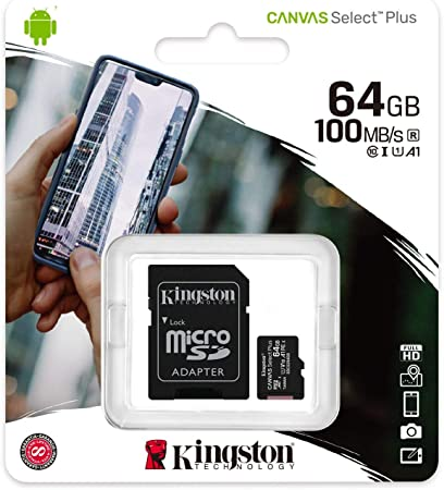 80MBs Works with Kingston Professional Kingston 512GB for LG K40 MicroSDXC Card Custom Verified by SanFlash.
