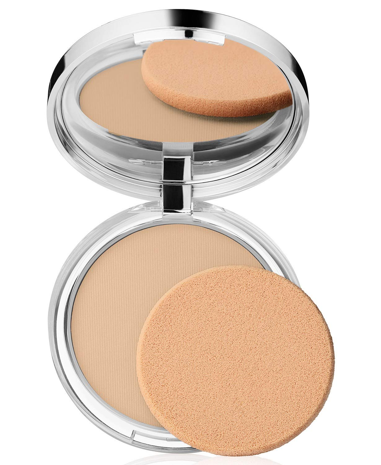 New! Clinique Superpowder Double Face Makeup, 0.35 oz/ 10.5 g, 10 Matte Medium (M-G)