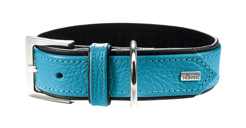 Hunter HT61836 Capri Nappa Leather Collar, One Size
