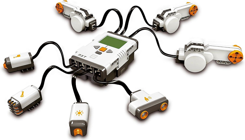 LEGO Mindstorms 8547 - NXT 2.0 V24: Amazon.es: Juguetes y juegos
