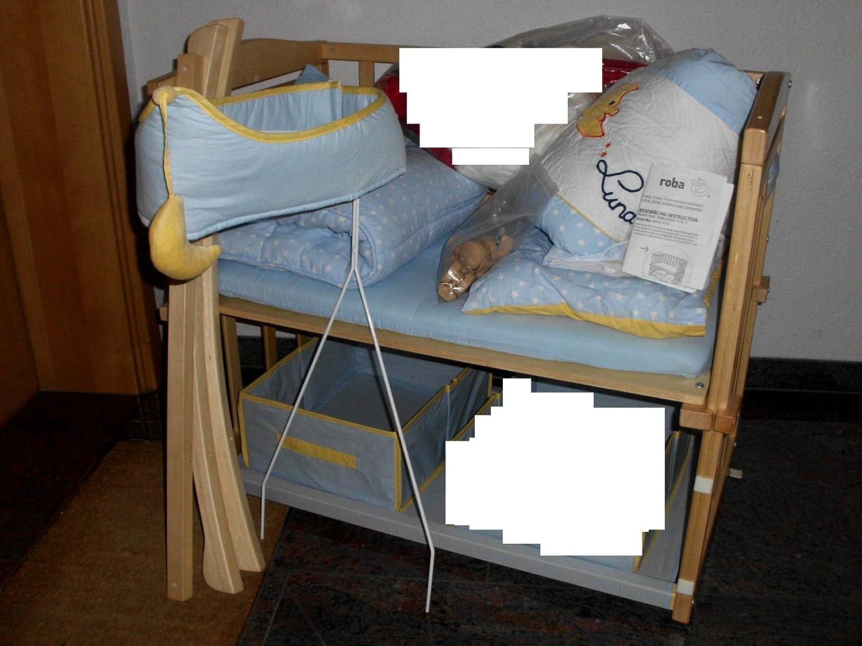 Roba beistellbett in mit schlupfsack babybett babywiege
