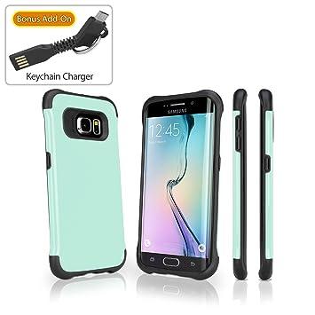 BoxWave® - Carcasa para Samsung Galaxy S6 Edge (incluye ...
