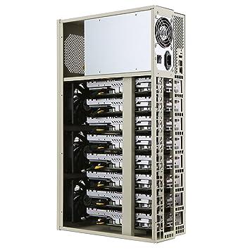 Amazon.com: X8 AMD RX570 215 mhash/S Eth minería máquina ...