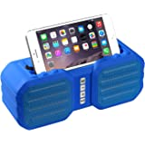 Dolphin Bluetooth Portable Speaker with AUX and Radio