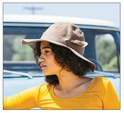 acc285e61e8b3 Brixton Jethro Wool Felt Floppy Hat Size S  Amazon.ca  Clothing    Accessories