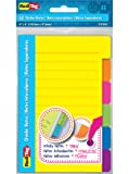 Redi-Tag Divider Sticky Notes, Tabbed Self-Stick