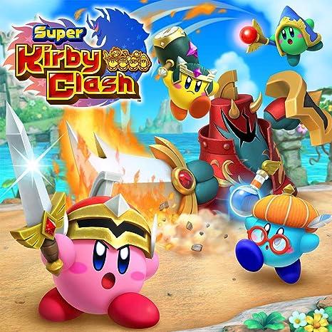 Super Kirby Clash Standard   Nintendo Switch - Código de descarga: Amazon.es: Videojuegos