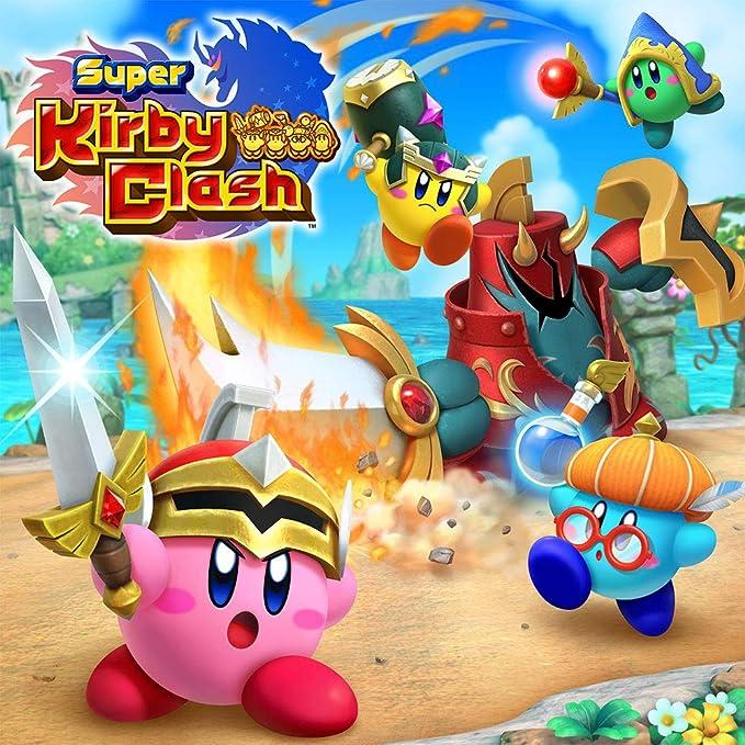 Super Kirby Clash 100 Gem Apples | Nintendo Switch - Código de ...