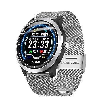 KJHG Smart Watch- Sports Fitness Tracker con Monitor de ...