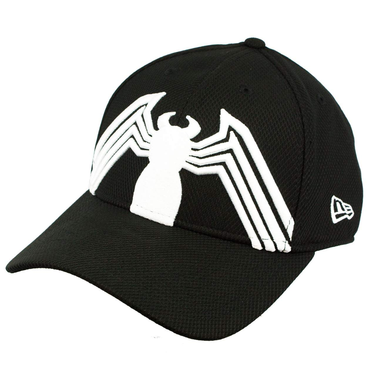 Spider-Man Black Suit Armor with Kraven Lining 39Thirty Fitted Hat at  Amazon Men s Clothing store  680ddb12ecf5