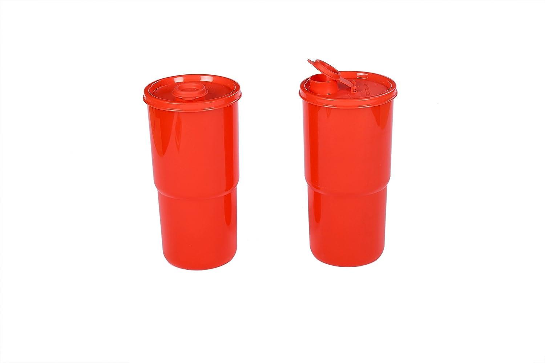 Signoraware Fridge Bottle Set, 900ml, Set of 2