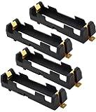 "Pack of 4, Keystone Battery Holder, ""18650"" LITHIUM-ION BATTERY HOLDERS, MNF: 1042"