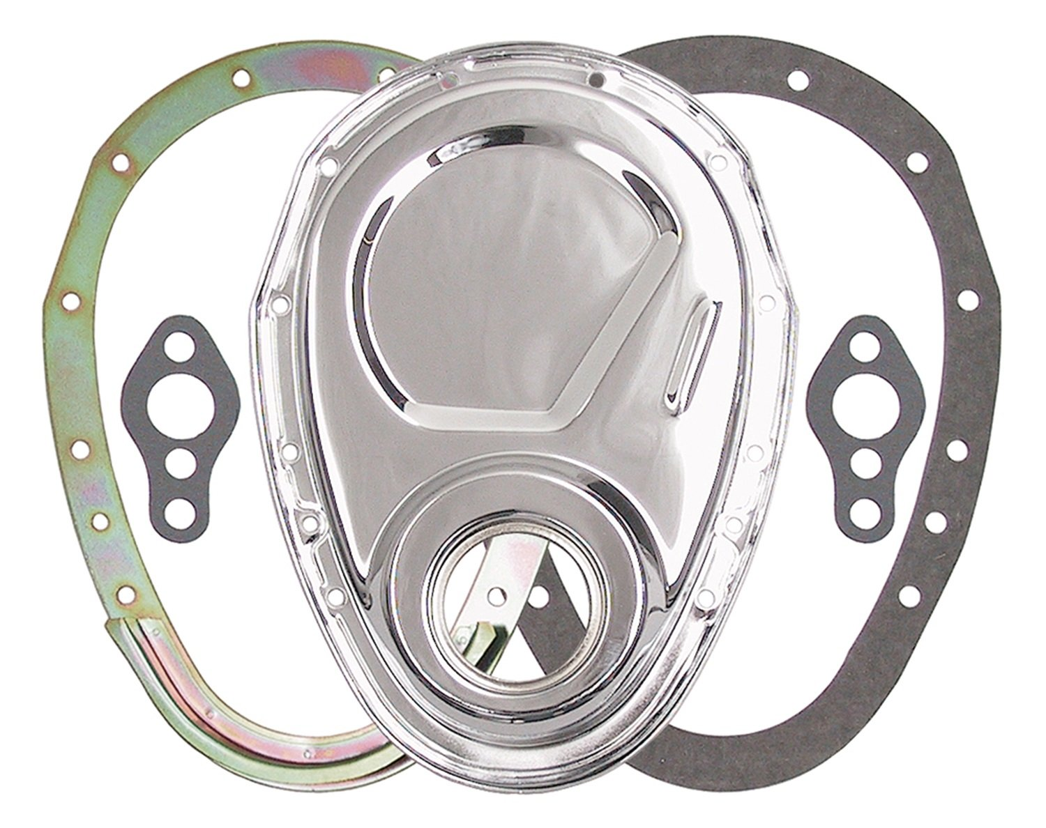 Trans-Dapt 8909 2-Piece Timing Chain Cover Set Trans-Dapt Performance