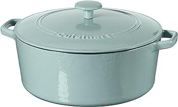 Cuisinart 7-Quart Casserole Cast Iron