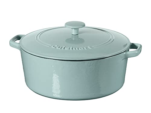 Cuisinart-Casserole-Cast-Iron,-Light-Blue