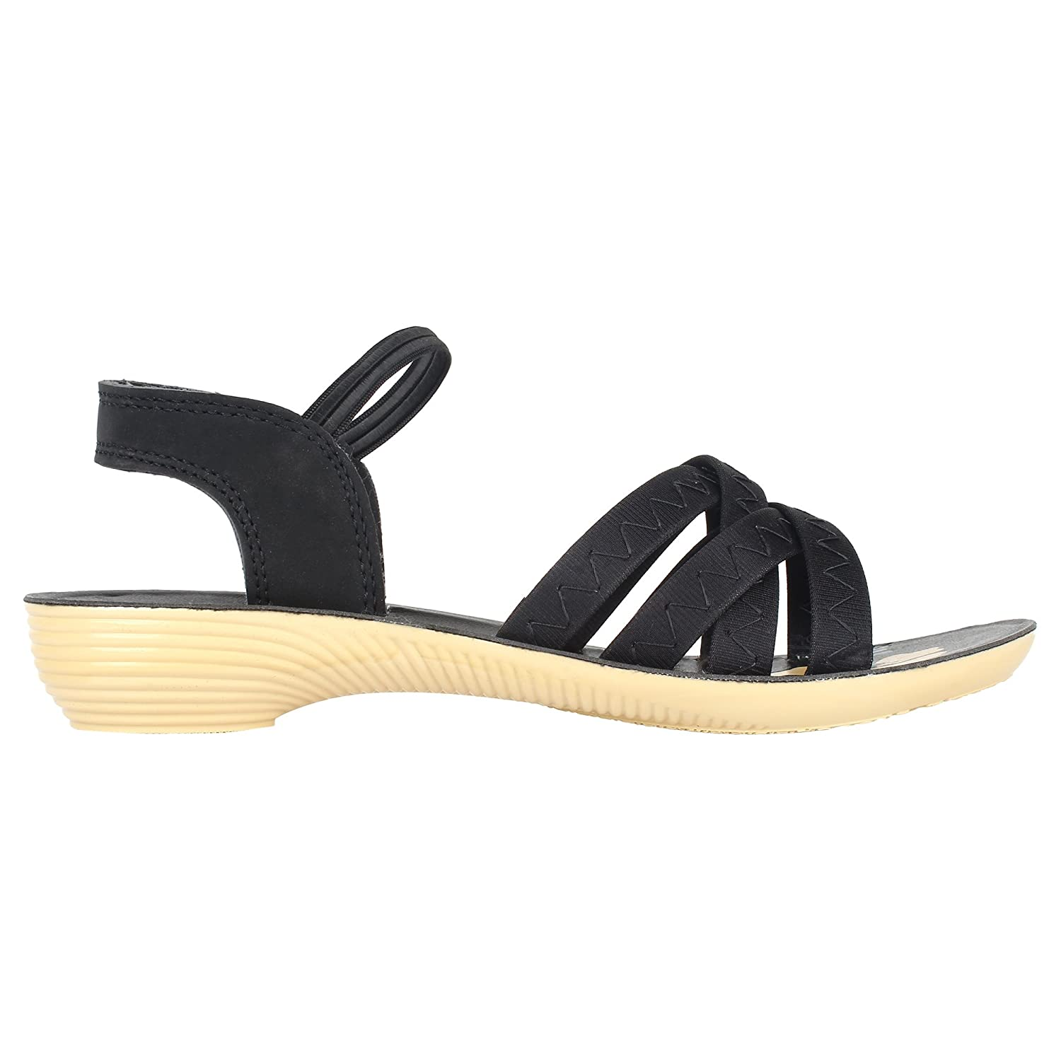 a75910d0e Earton Women Black-983 Fashion Sandals  Buy Online at Low Prices in India -  Amazon.in