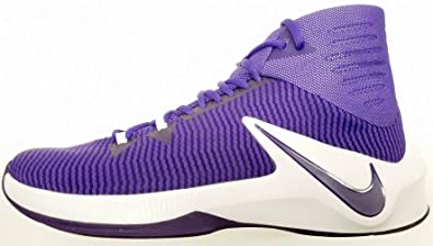 Violet Nike Chaussures De Basket-ball