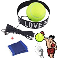 Boxing Reflex Ball, Boxing Fight Ball with Headband for Training to improve Reactions and Speed, Boxing Gym Equipment for Both Training and Fitness