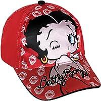 Betty Boop 2200000201 - Gorra para niños, Talla