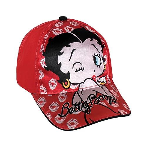 Betty Boop 2200000201 - Gorra para niños, talla única: Amazon.es: Zapatos y complementos